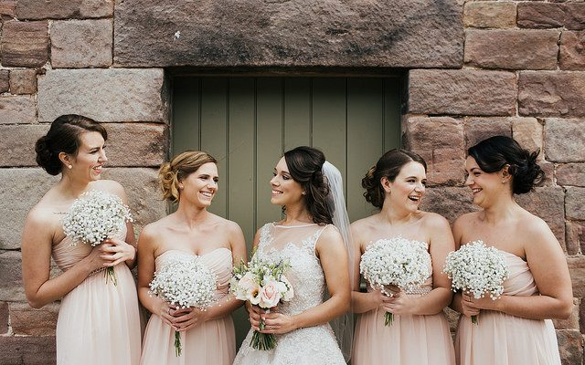 Top-selling bridesmaid dress trends of 2017