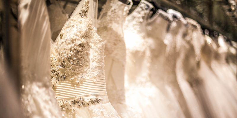 7 ways to recycle a wedding gown